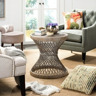 Safavieh Grimson Small Bowed Coffee Table