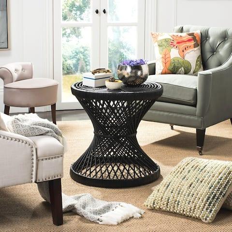 "Safavieh Grimson Small Bowed Coffee Table - 23.6"" x 23.6"" x 23.6"""