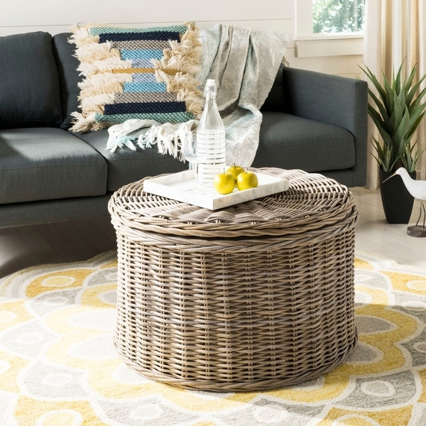 Kubu Grey Coffee Table Trunk Everything Beach T