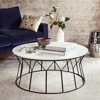 Safavieh Mid-Century Deion Lacquer Coffee Table