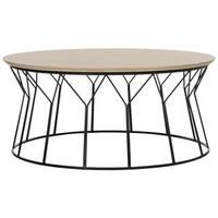 Safavieh Mid-Century Deion Wood Coffee Table
