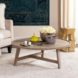 Safavieh Mid-Century Malone Wood Coffee Table