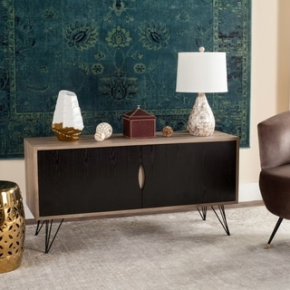 Safavieh Mid-Century Jeralyn Wood Sideboard