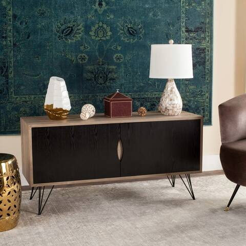 "Safavieh Mid-Century Jeralyn Wood Sideboard - 47.3"" x 15.8"" x 23.6"""