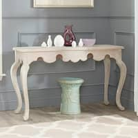 Safavieh Becky Console / Weathered White