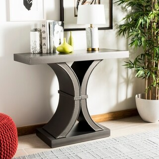 Distressed Black Safavieh Dryden Console