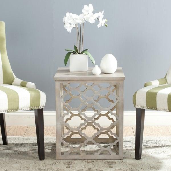 Safavieh Lonny End Table / Grey