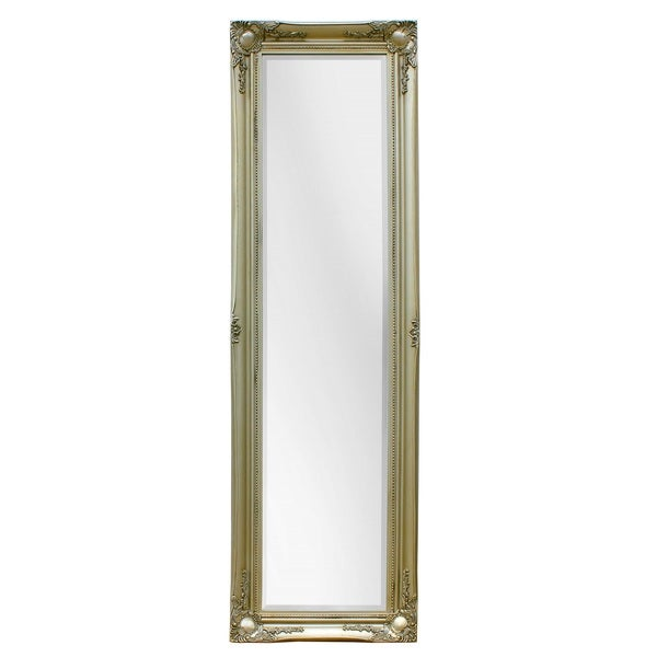 Maissance Traditional Champagne Gold Full Length Mirror