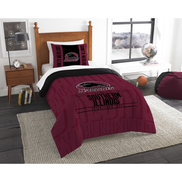 The Northwest Company COL 862 Southern llinois Modern Take 2-piece Twin Comforter Set
