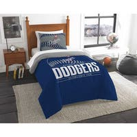 The Northwest Company MLB Los Angeles Dodgers Grandslam Twin 2-piece Comforter Set