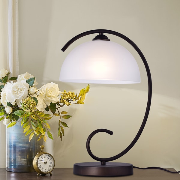 Vittoria Antique Bronze Table Lamp Free Shipping Today