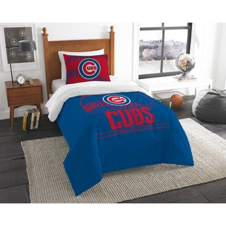 The Northwest Company MLB Chicago Cubs Grandslam Twin 2-piece Comforter Set