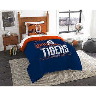 The Northwest Company MLB Detroit Tigers Grandslam Twin 2-piece Comforter Set