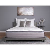 NuForm Affinity 13-inch Queen-size Pocketed Coil Gel Pillow Top Mattress