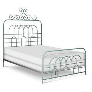 Corsican Garden Gate Queen Bed
