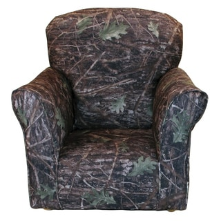 Dozydotes Toddler Rocker in True Timber Conceal Camouflage Cotton