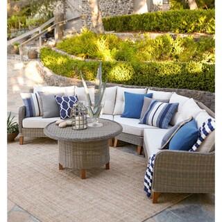 Sorrento 4 Piece Sectional Sofa Set