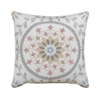 Dena Home Sophia Square Decorative Throw Pillow
