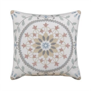 Strick & Bolton Fitzgerald Decorative Throw Pillow