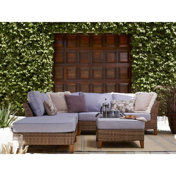 piedmont 9 piece sectional sofa set free shipping today