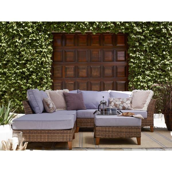 Wondrous Shop Piedmont 9 Piece Sectional Sofa Set Free Shipping Short Links Chair Design For Home Short Linksinfo