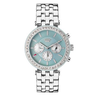 Juicy Couture Women's Venice Silver-tone Watch