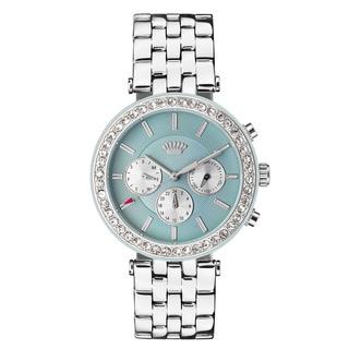 Juicy Couture Women's Venice Silver-tone Watch