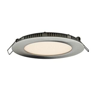 4-inch IC-rated 8-watt 650-lumen 3000K Round LED Panel