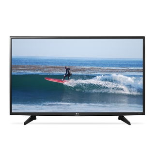 LG 43UH610A Refurbished 43-inch 4K Smart UHD LED HDTV with WI-FI