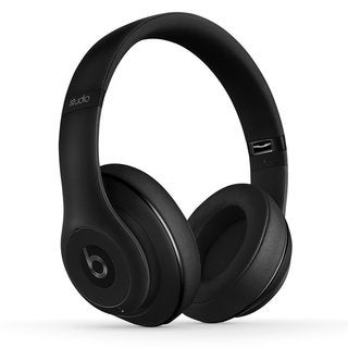 Beats By Dre Refurbished Studio 2 Wired Over-ear Matte Black Headphones