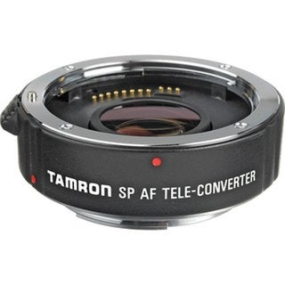 Tamron 1.4x SP AF Pro Teleconverter for Canon EOS -For Telephoto Lenses 90mm & Longer with Maximum Apertures of f/2.8 or Larger