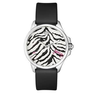 Juicy Couture Women's Daydreamer Black Zebra Watch