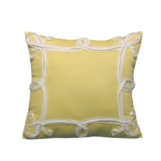 Dena Home Sun Beam Square Decorative Throw Pillow
