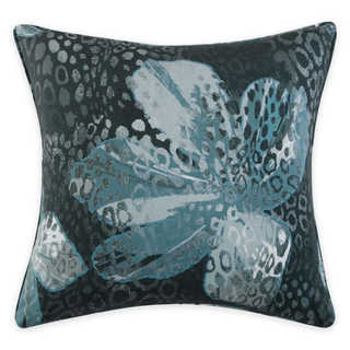 Christian Siriano Relaxed Crinkle Decorative Throw Pillow