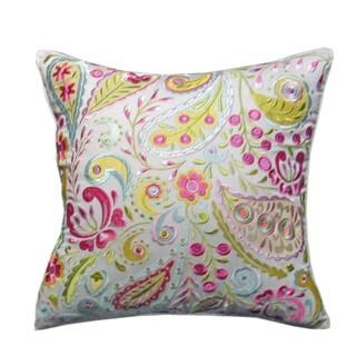 Dena Home Sun Beam Square Decorative Throw Pillow