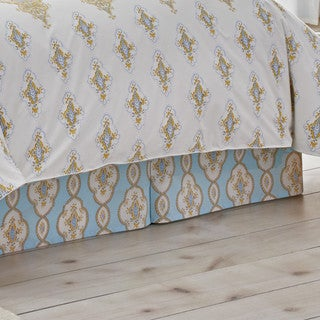 Dena Home Dream Blue Bed Skirt