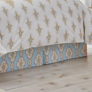 Dena Home Dream Blue Bed Skirt