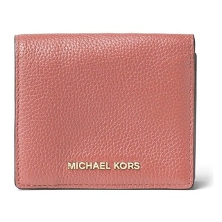 Michael Kors Mercer Antique Rose Carryall Card Case