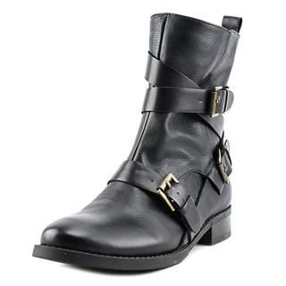 Nine West Women's 'Trentao' Black Leather Boots