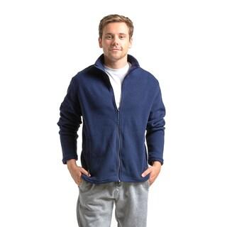 Something Strong Mens Polar Fleece Jacket