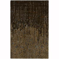 """Artist's Loom Hand-Tufted Contemporary Abstract Pattern Rug (5'x7'6"""")"""