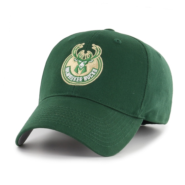 Milwaukee Bucks NBA Basic Cap