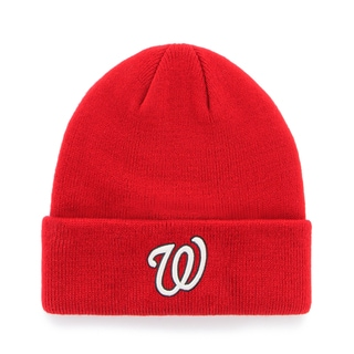 Washington Nationals MLB Cuff Knit