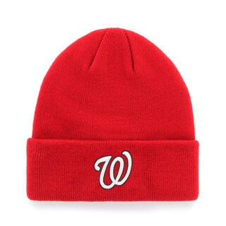 Washington Nationals MLB Cuff Knit