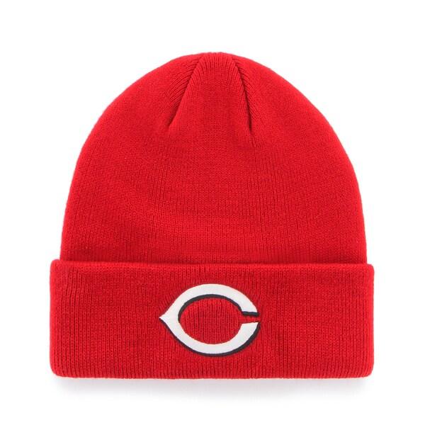 Cincinnati Reds MLB Cuff Knit