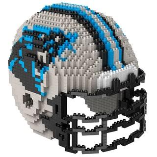 Carolina Panthers 3D BRXLZ Mini Helmet