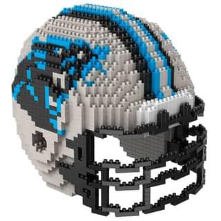 Carolina Panthers 3D BRXLZ Mini Helmet|https://ak1.ostkcdn.com/images/products/13343276/P20045845.jpg?impolicy=medium
