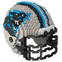 Carolina Panthers 3D BRXLZ Mini Helmet