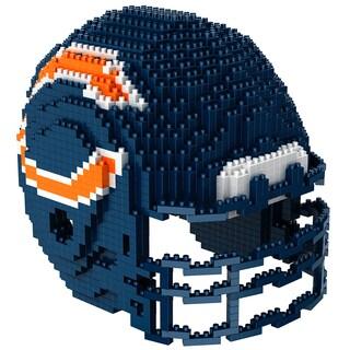 Chicago Bears 3D BRXLZ Mini Helmet