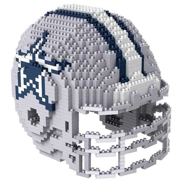 Dallas Cowboys 3D BRXLZ Mini Helmet
